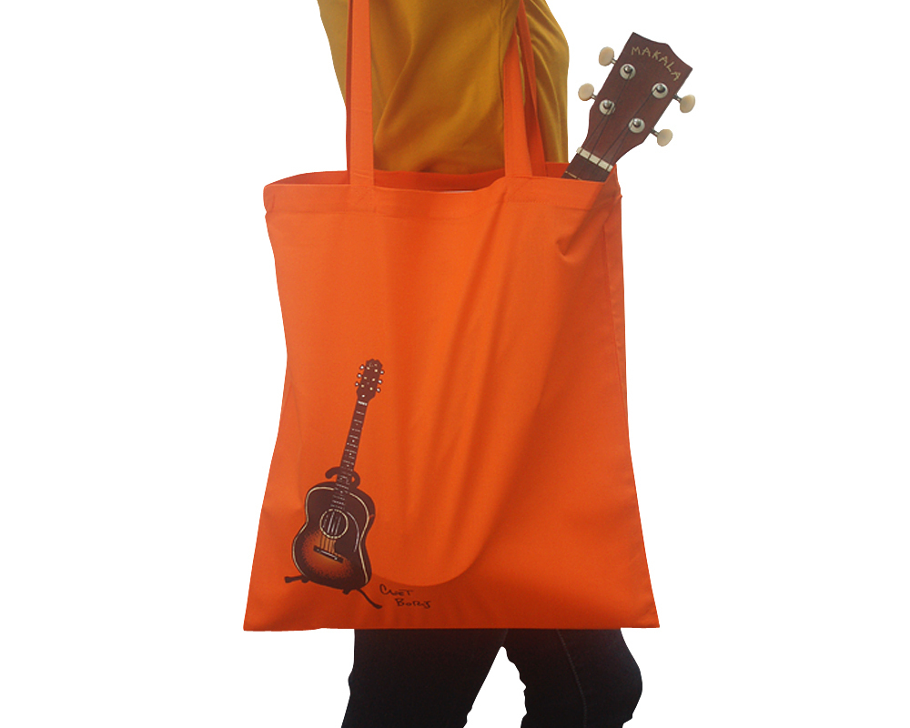 Guitare 1948 Tote Bag