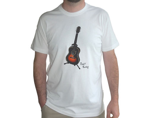 Tee shirt homme Guitare 1948