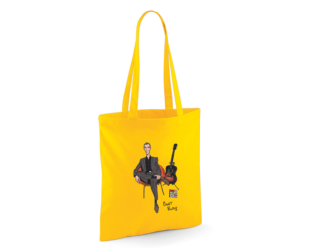 Le monde d'Hubert Tote Bag Sunflower