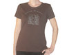 Tee shirt femme Mobilis In Miss