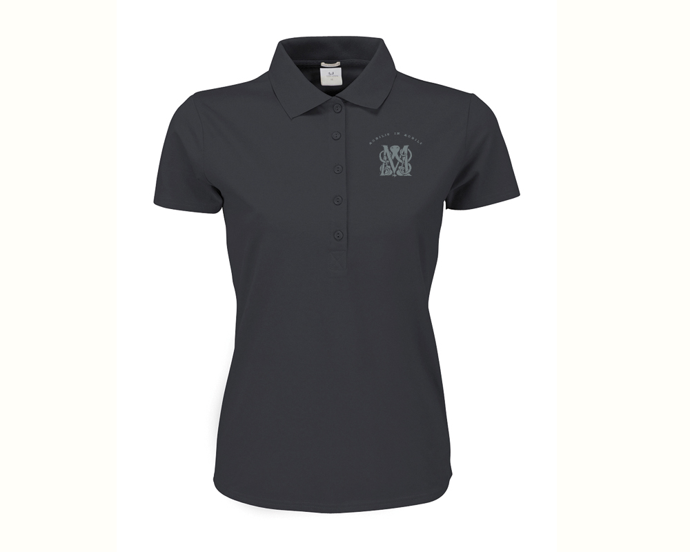 MOBILIS-IN-MUST-Polo-Femme-Dark-Grey